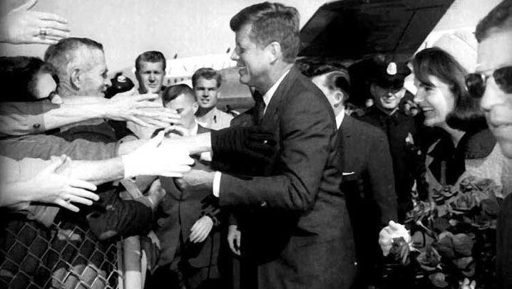 JFK-Ermordung: Schüsse, die die Welt veränderten