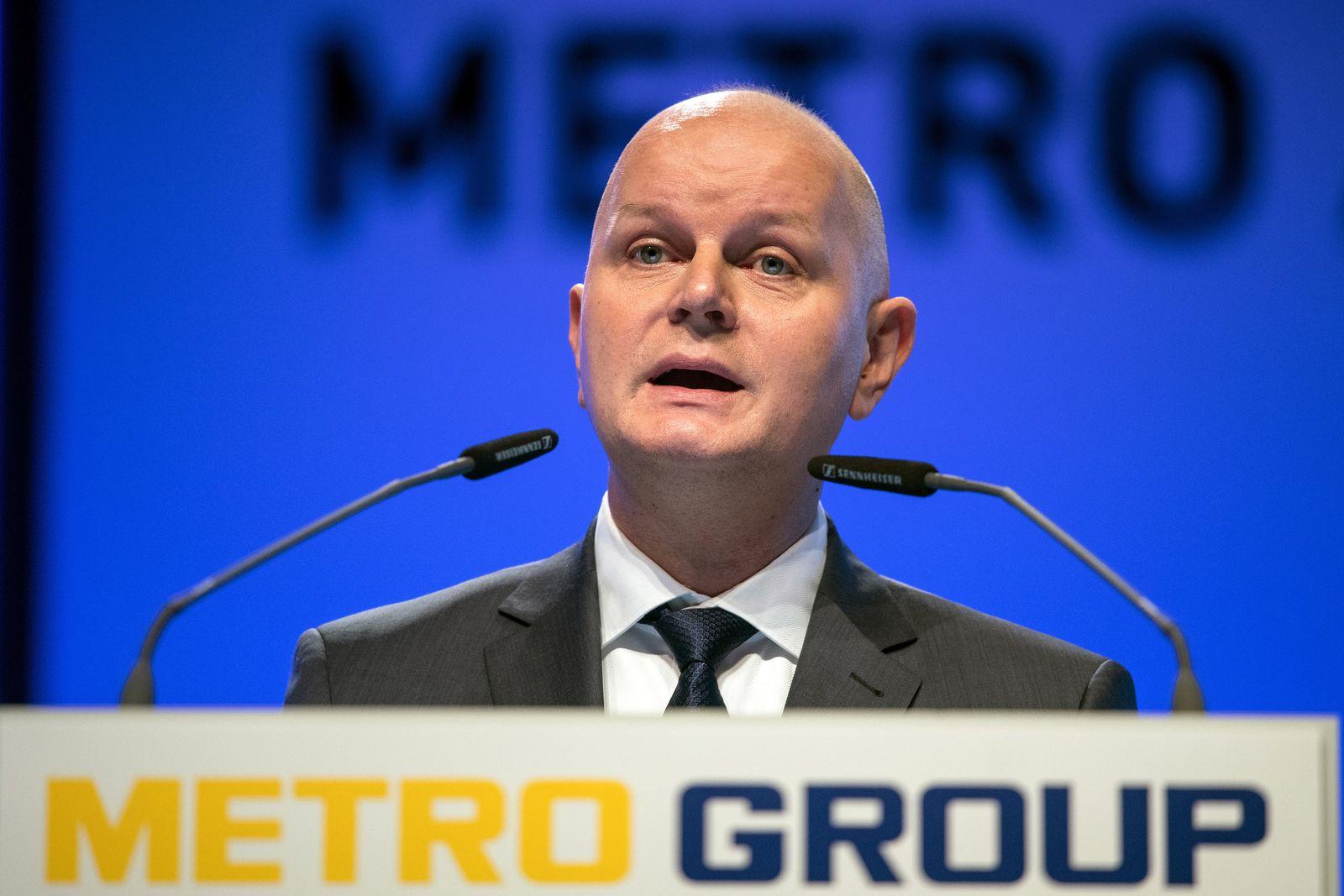 Metro Hauptversammlung