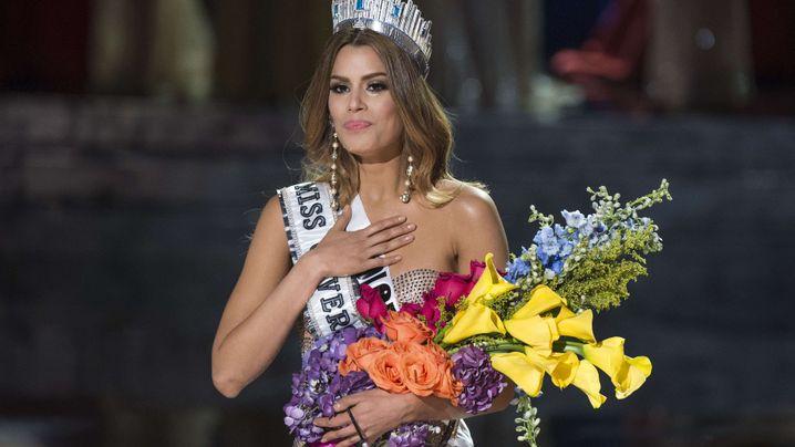 Miss Universe: Krönchen wechsel dich!