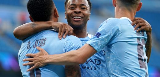 Manchester City gegen Real Madrid: Sterling und Jesus bestrafen Varanes Blackouts