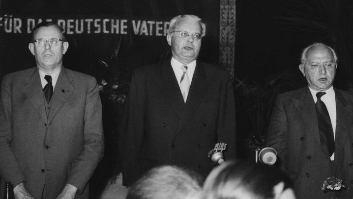 """Naumann-Kreis"": Goebbels' rechte Hand in der FDP"