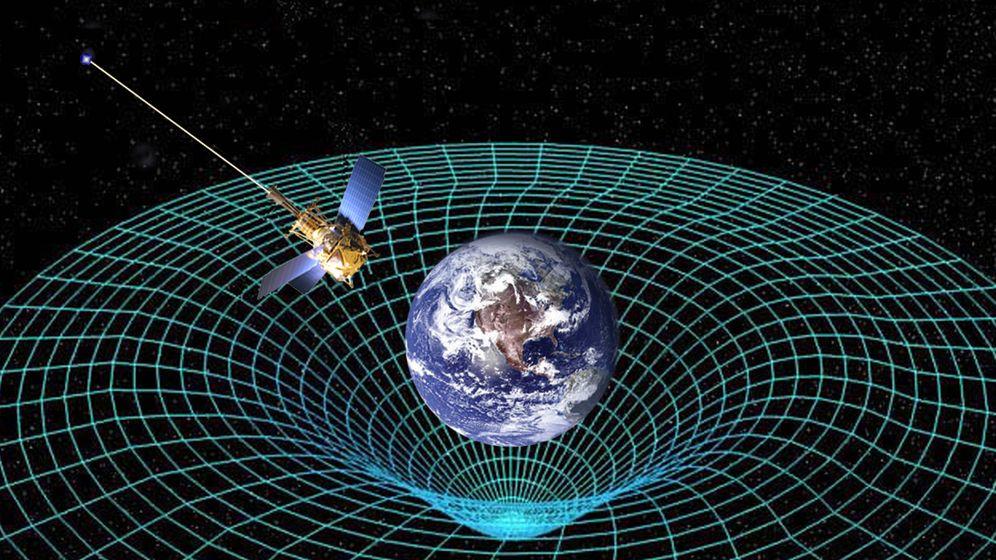 """""""Gravity Probe B"""": Wie die Erde die Raumzeit beeinflusst"""