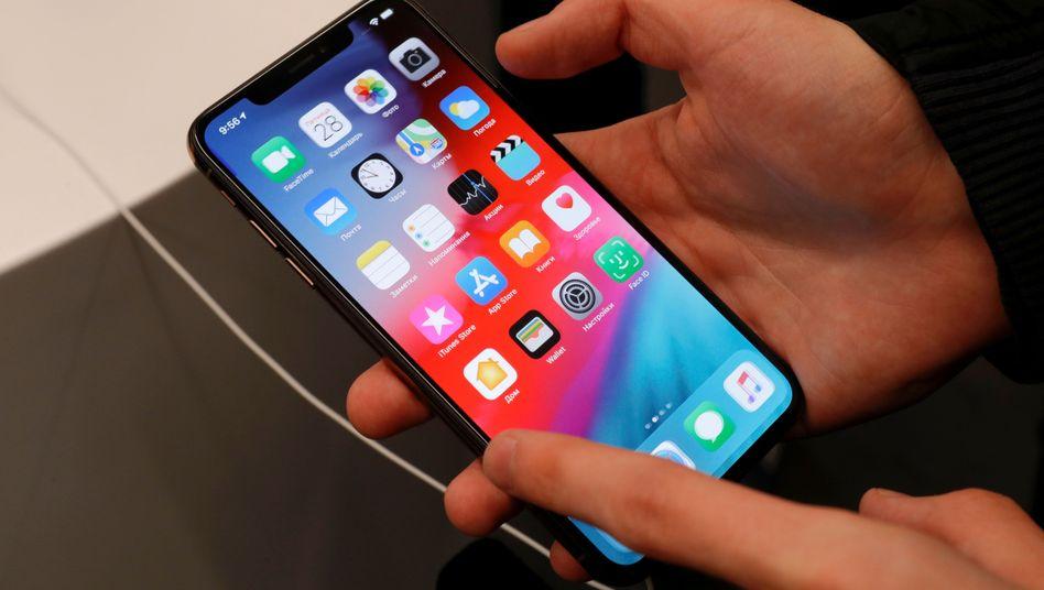 Update auf iOS 12.4 stopft schwere Sicherheitslücken: iPhone XS