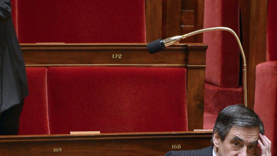 """Ex-Premier Fillon: Neue Einigkeit mit seinem Rivalen Copé über """"Ausweg aus der Krise"""""""