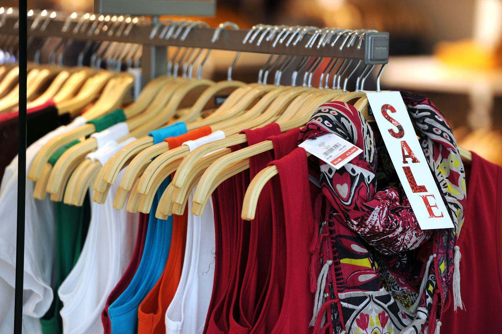 NICHT VERWENDEN Besitz Kleidung