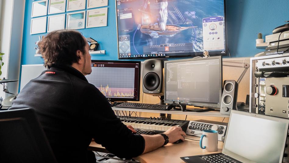 Arbeitsplatz bei Ubisoft: Entwickler brauchen Kreativität, analytisches Denken – und viel Geduld