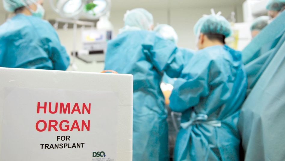 A new German law aims to increase awareness and participation in organ donation.