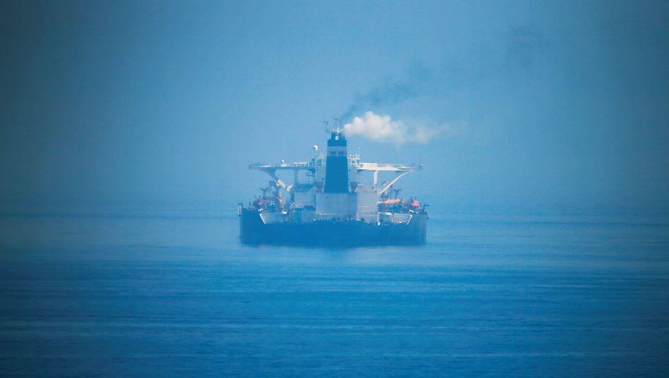 """""""Grace 1"""" vor Gibraltar: Das Hickhack um den Tanker geht weiter"""