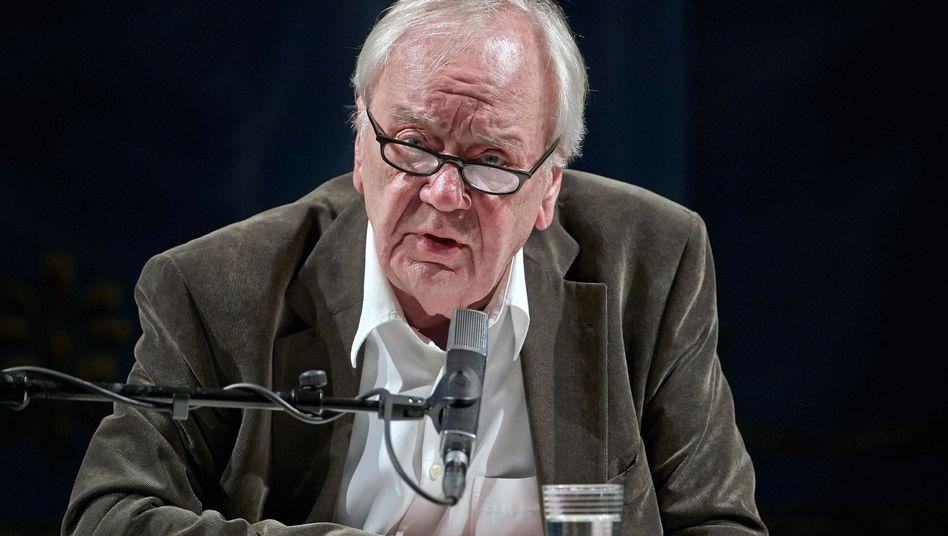 """Schriftsteller Jürgen Becker: """"Alltäglich erlebte Welt auf neue Weise sichtbar"""""""