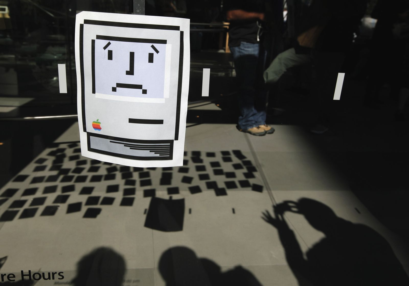 Apple Sad Macintosh