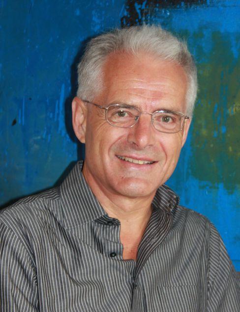Schiffsarzt Andy Biedermann