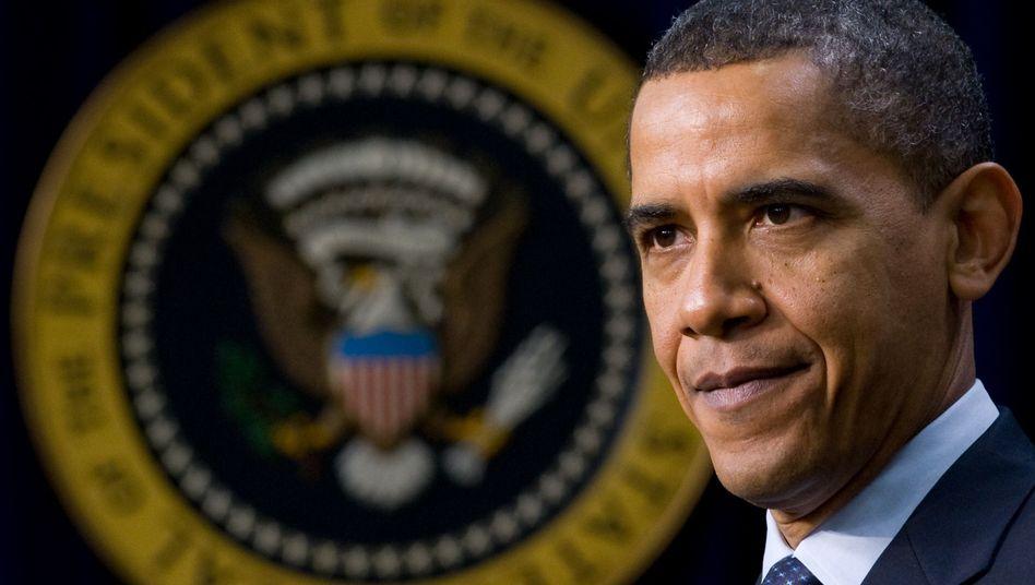 US-Präsident Obama: Keine Änderung der Bush-Politik zu Landminen