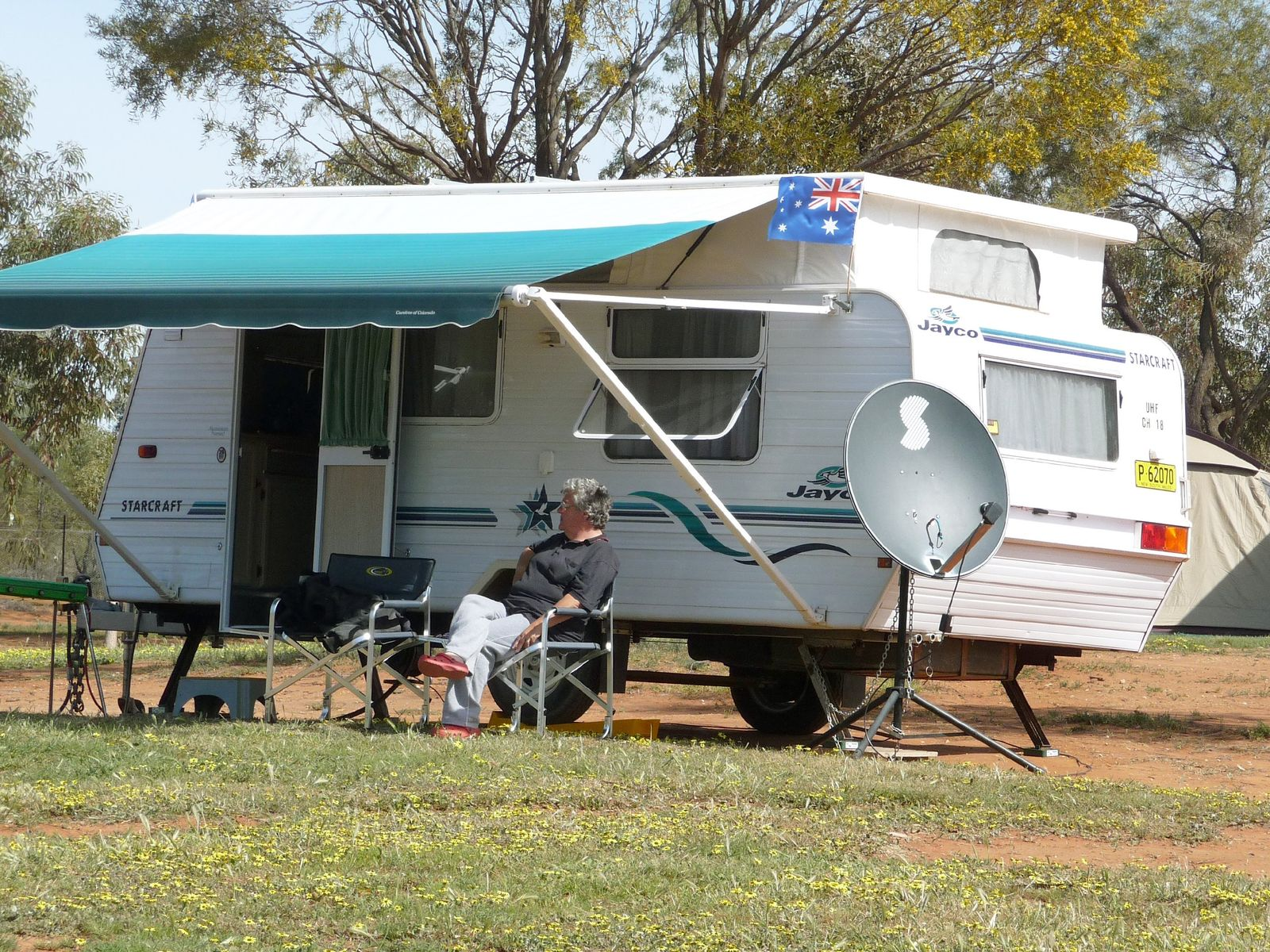Camper / Rentner / Australien