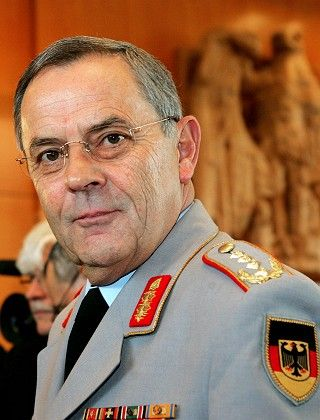 Wolfgang Schneiderhan is Germany's highest-ranking military officer.
