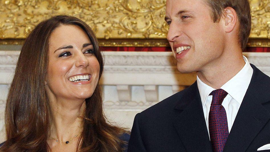 """Prinz William und Kate Middleton: """"Sorry"""" vom Bischof"""