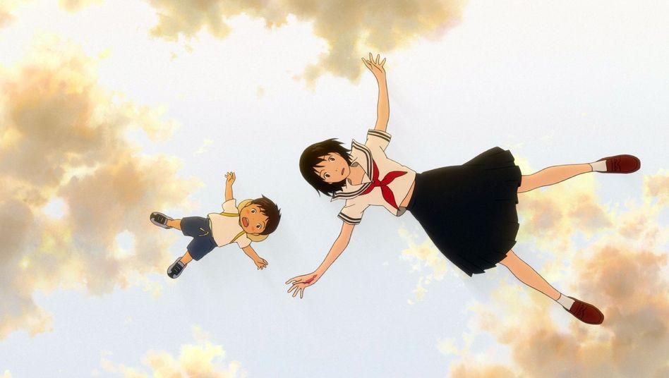 "Ausnahme-Anime ""Mirai"": Raus aus dem Trotz, rein in den Traum"