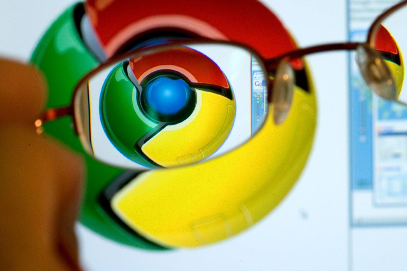Google Chrome/ Logo