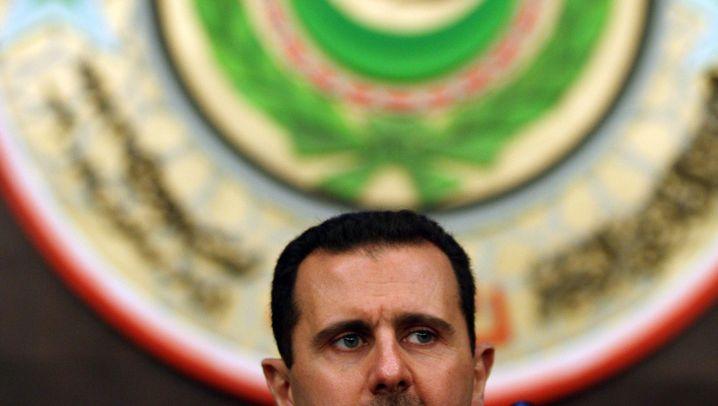 Syrien: Aufruhr gegen Assad