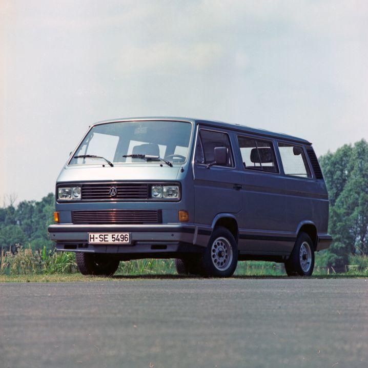 VW T3 Caravelle Carat: Genauer Blick auf die Karosserie