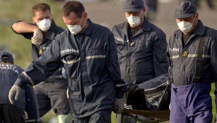 MH17-Abschuss: Die Ungewissheit über den Verbleib der Opfer