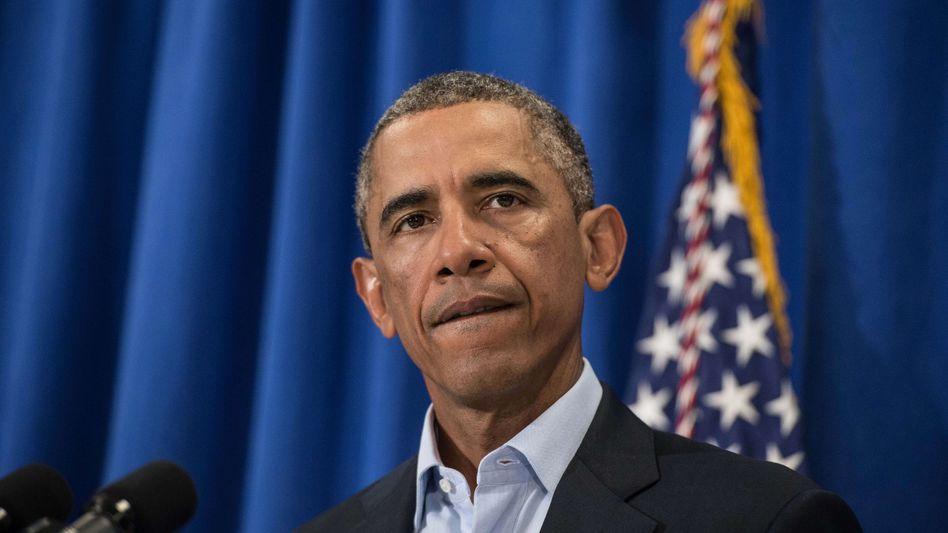 US-Präsident Obama: Enthauptung schockiert Bewusstsein der ganzen Welt