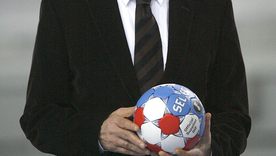 """Handball-Funktionär Moustafa: """"Gute Beziehungen zu Entscheidungsträgern"""""""