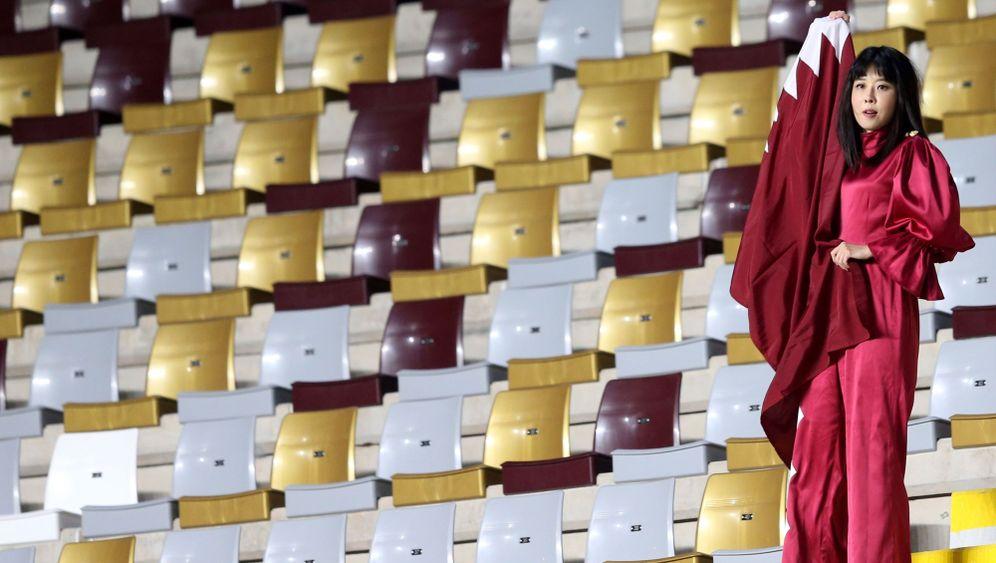 Fotostrecke: Asiens Fußballmesse