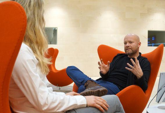 Andreas Stückl, CEO und Gründer von Bike Citizens Deutschland, im Gespräch mit Sandrina Lorenz
