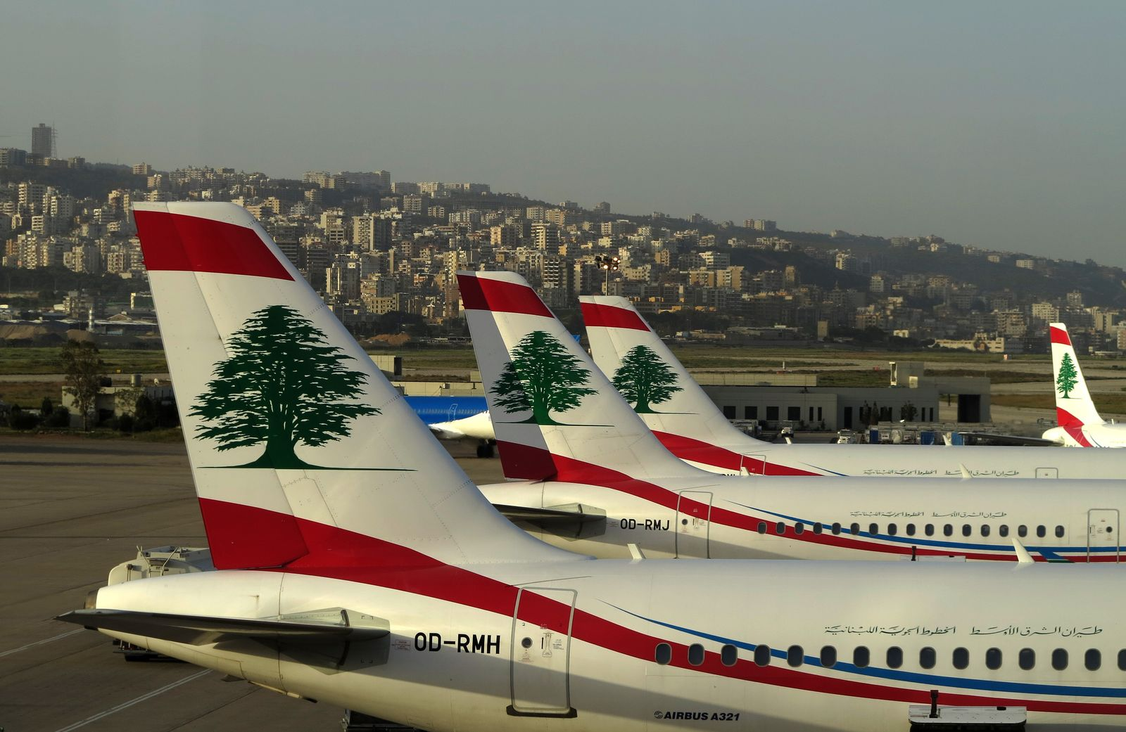 Middle East Airlines / Beirut