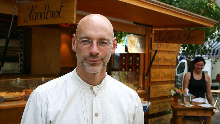 Ein Koch steigt aus: Tausche Gourmetküche gegen Wochenmarkt