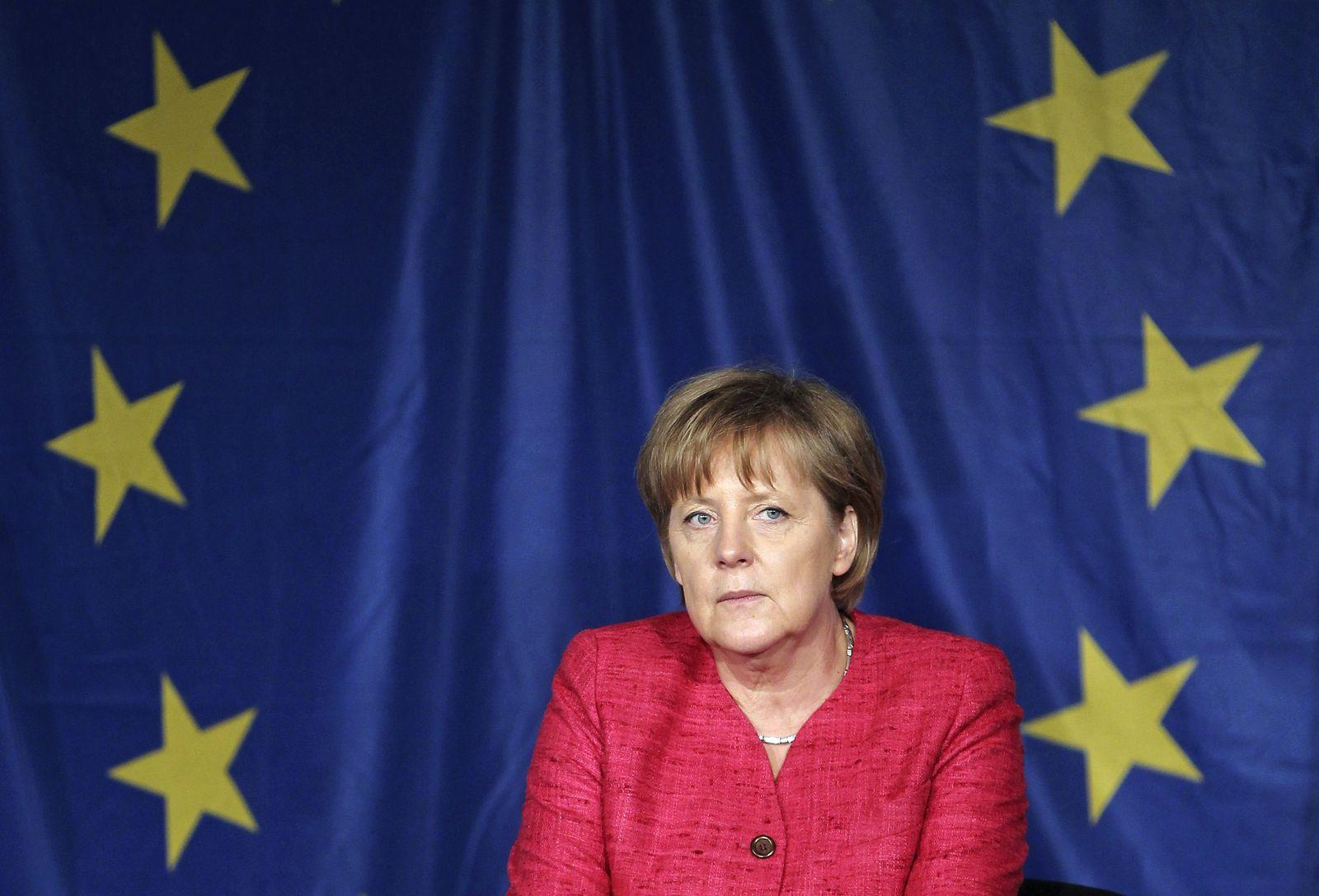 Angela Merkel / Europa XXL