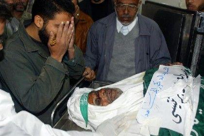 """Trauer um Rantissi: """"Hamas wird den Widerstand fortsetzen"""""""