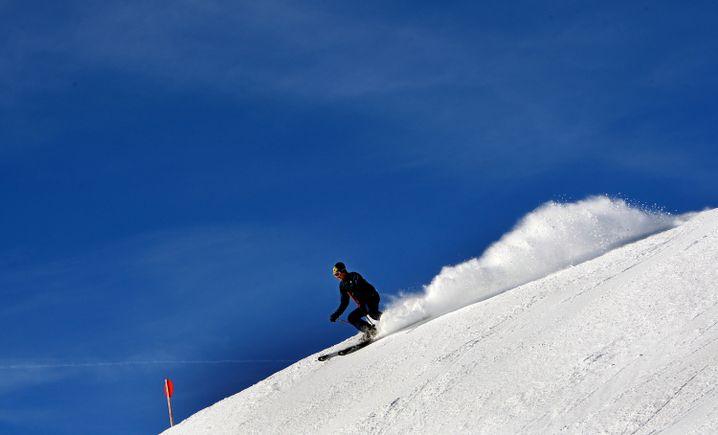 Skisport: Verletzungen bei Betriebsrennen sind eher kein Arbeitsunfall