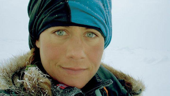 Cecilie Skog: Sprung ins Polarmeer