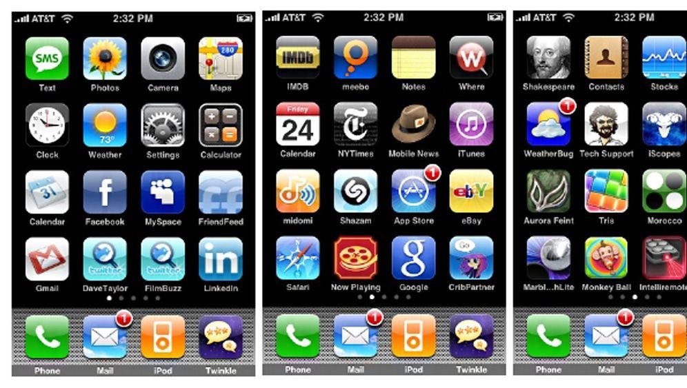 Mobilfunk: Der Apps-Boom