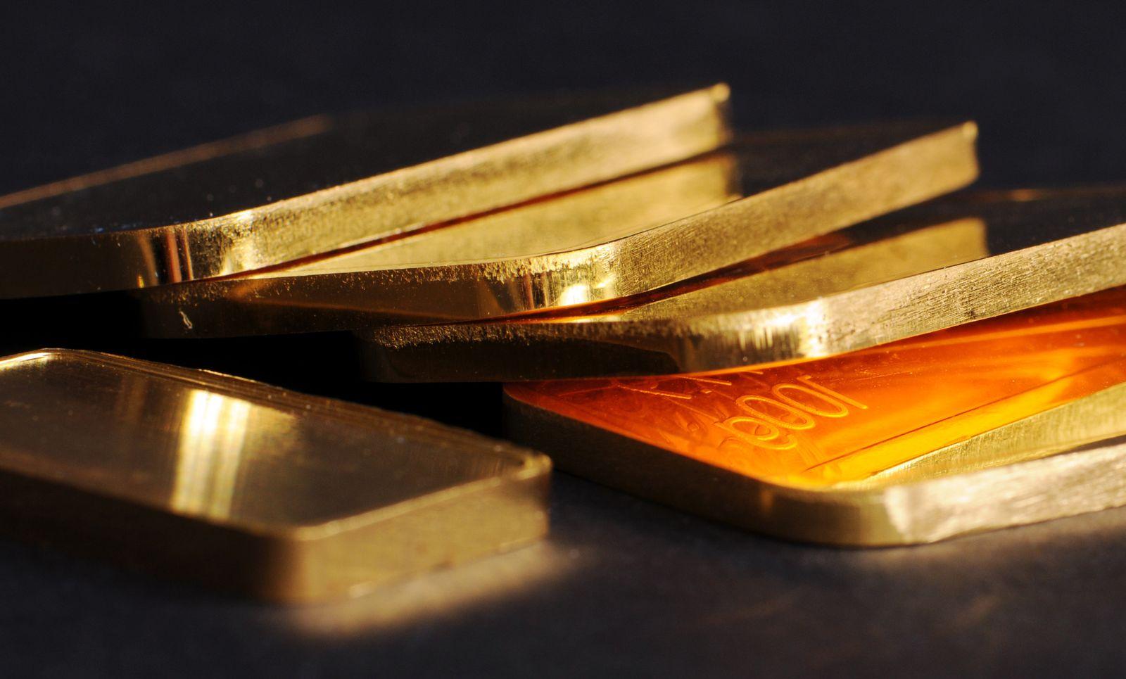 Symbolbild Gold