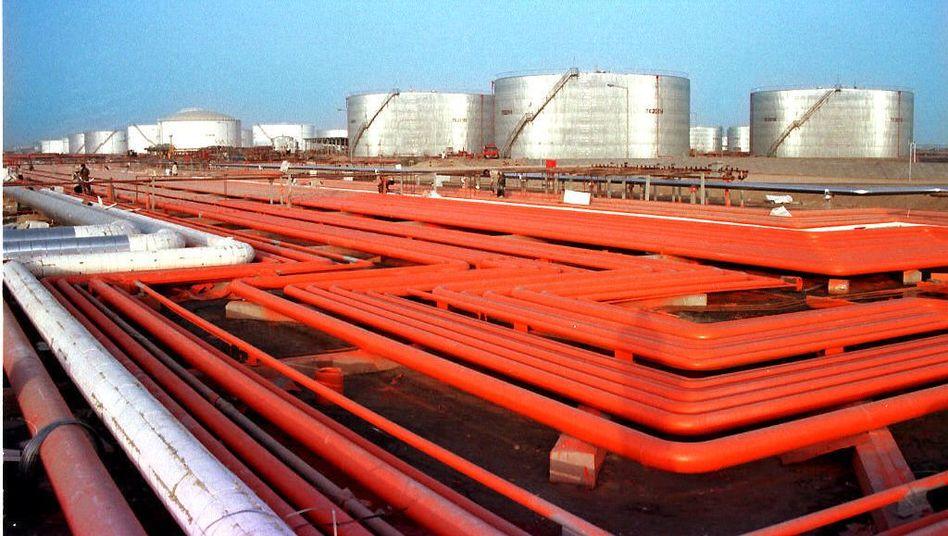"""Raffinerie in Bandar Abbas, Iran: """"Feinde greifen ständig Irans Industrieanlagen an"""""""