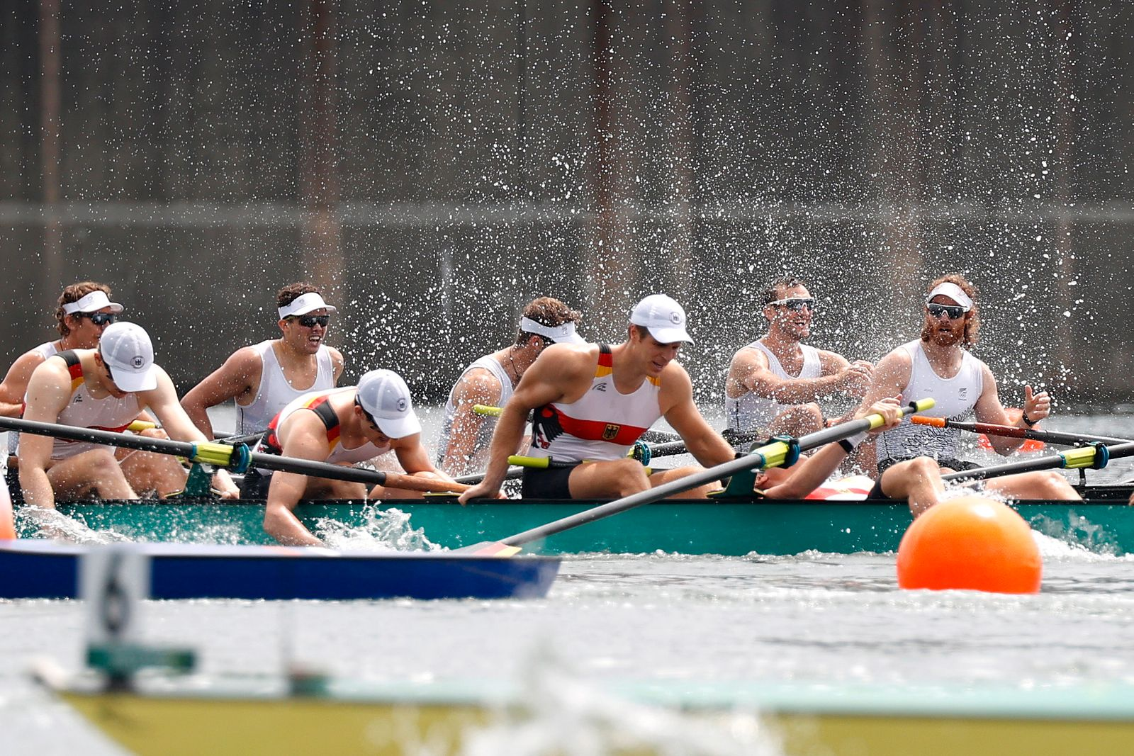 Olympic Games 2020 Rowing