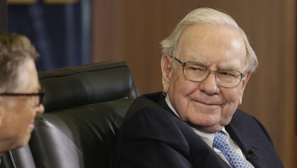 Starinvestor Buffett: Bis zu drei Milliarden Dollar für Burger King