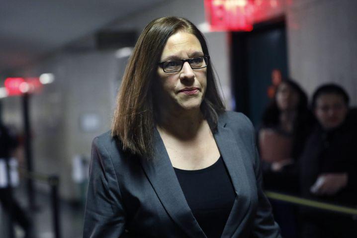 """Inspiration für """"Law & Order"""": Staatsanwältin Joan Illuzzi"""