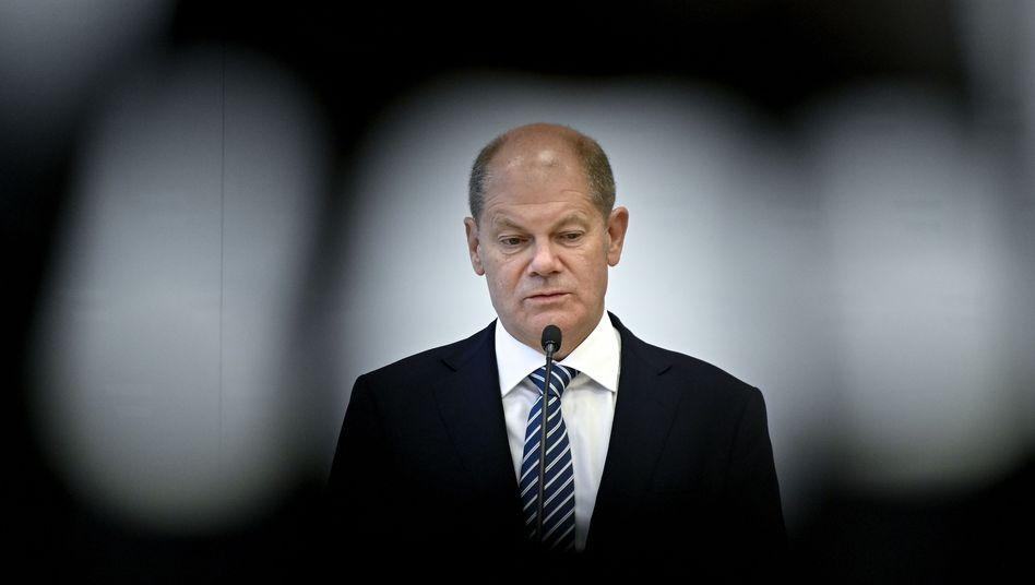 Olaf Scholz: Der Finanzminister muss sich im Bundestag zur Cum-Ex-Affäre erklären