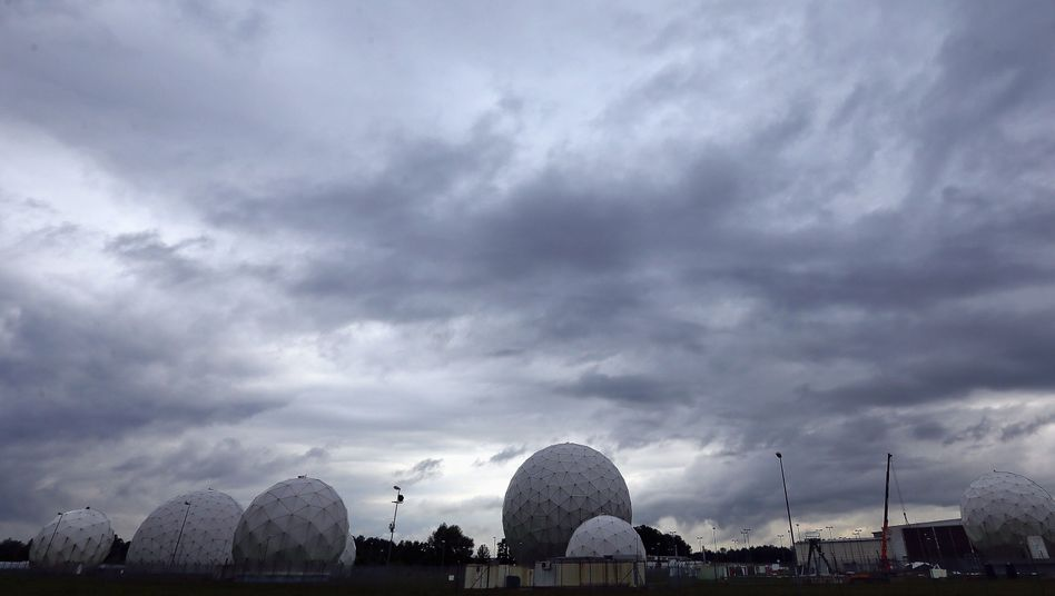 """NSA site in Germany: """"There was a little bit of a lack of clarity as to what the US was offering."""""""