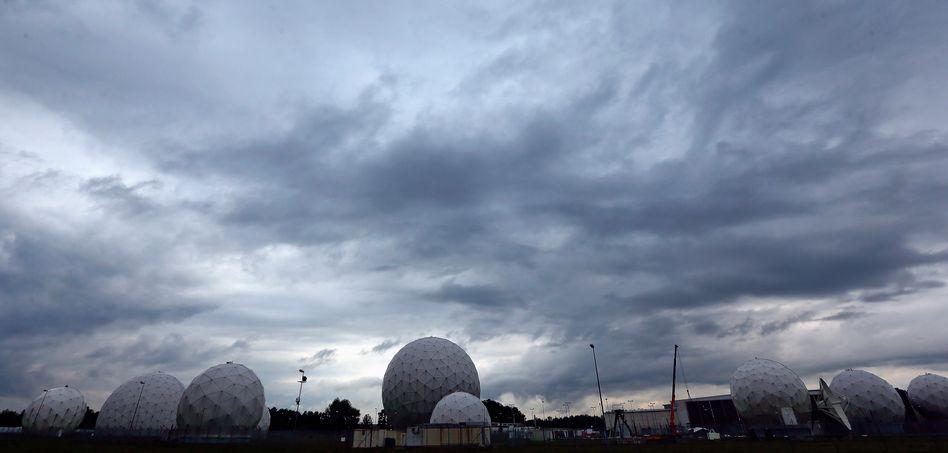 BDN-Horchposten in Bad Aibling: Kooperation mit der NSA