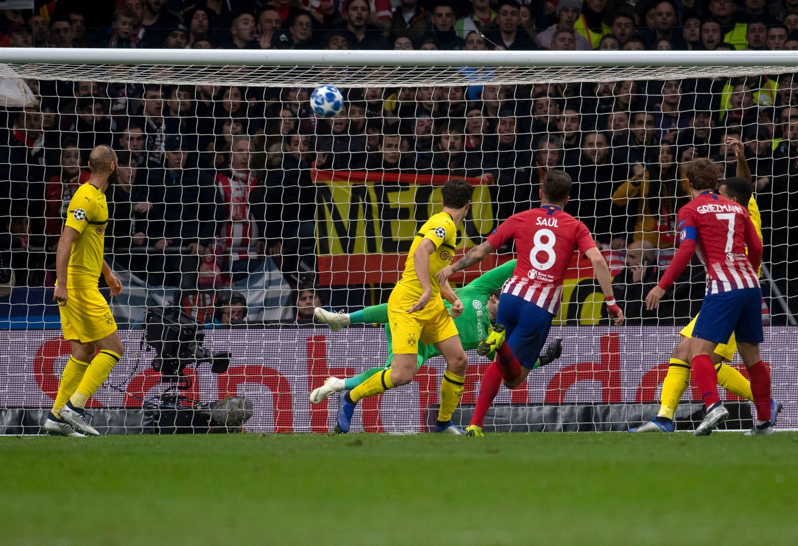 Atlético Madrid - Borussia Dortmund