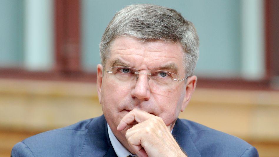 IOC-Präsidenten-Kandidat Bach (Archiv): Fünf Gegenkandidaten im September