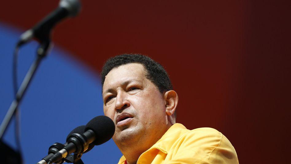 Chávez: Vier Operationen in eineinhalb Jahren