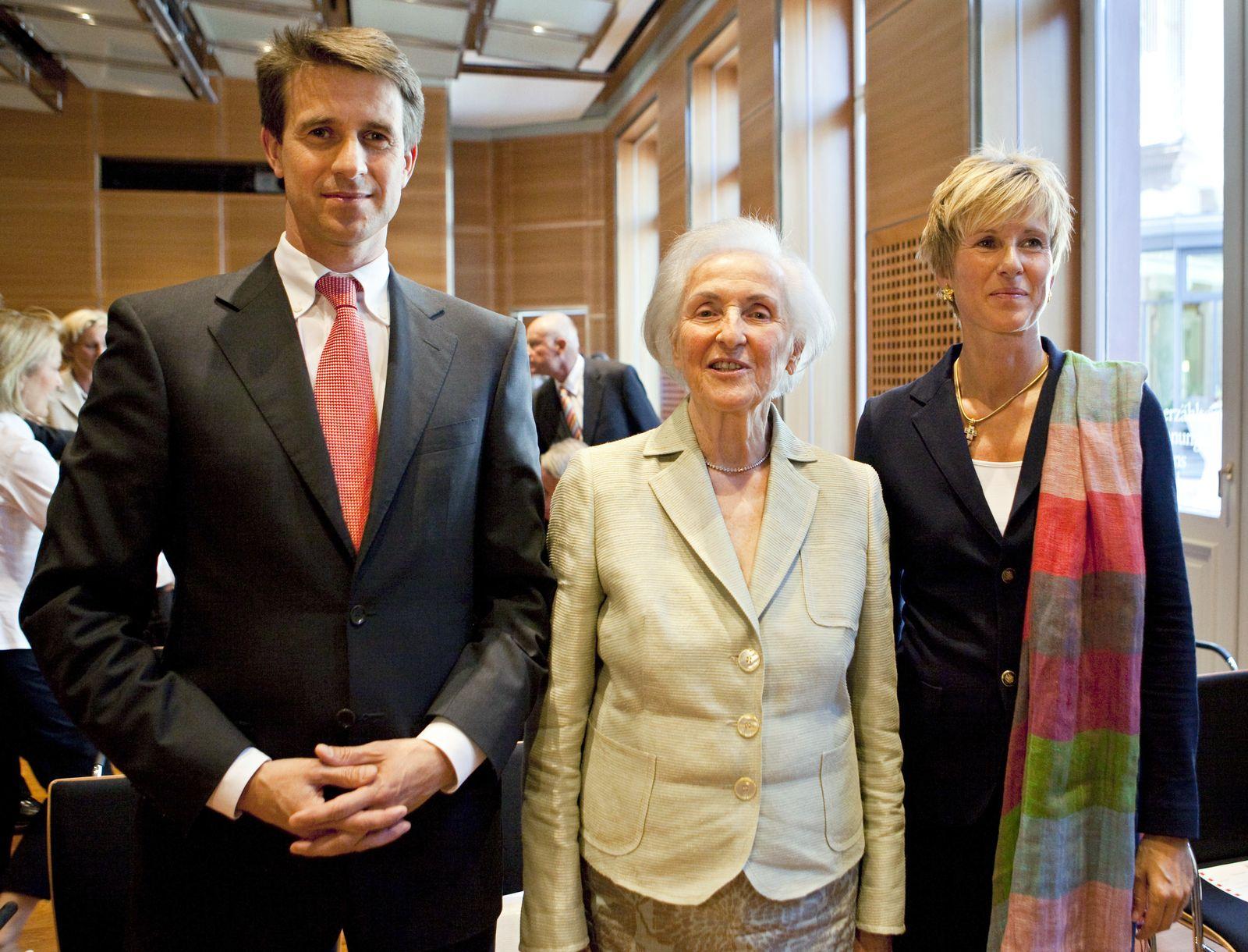 Familie Quandt / Stefan Quandt / Johanna Quandt / Susanne Klatten / BMW