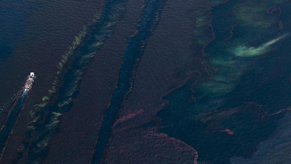 Umweltkatastrophe im Golf von Mexiko: Debakel um die Ölpest