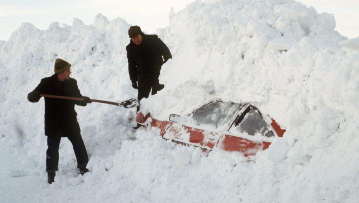 Norddeutsche Schneekatastrophe 1978: Ganz in Weiß