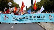 Mehrheit der Berliner stimmt für Enteignung großer Immobilienkonzerne